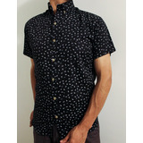 Camisa Provoque Estampada Casual Juvenil Moda Tailored Fit