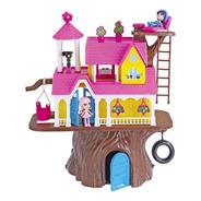 La Casa Del Árbol (¡la De La Publicidad!). Juguete Original