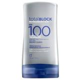 Bloqueador Total Block Spf 100 Unique Original