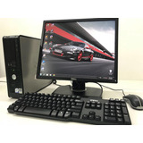 Computadora Intel Core2duo 4gb,160gb, Monitor 19¨ Led