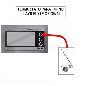 Termostato Para Forno Eletrico Layr Elyte Original