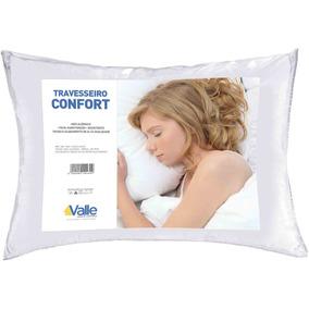 Travesseiro Microfibra Confort Branco