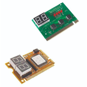 Juego Placa Post Testeo Pci / Mini Pci-e Netbook / Notebo
