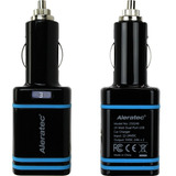 Aleratec 4.8 Amp Dual Usb Port Car Charger For Apple An