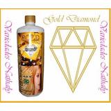 Cirugia Capilar Gold Diamond Un Litro Kit Cabello Kera Fruit