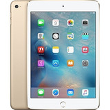 Apple Ipad Mini 4 64gb Oro Desbloqueado De Fábrica (wi-fi C