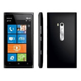 Nokia Lumia800 Preto 3g Windows Phone 8mp Wifi 16gb Usado