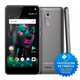 Celular Quantum Fit 16 Gb 1 Gb Quad Core Android 7.0
