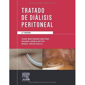 Libro Tratado De Diálisis Peritoneal - Nuevo