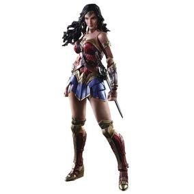 Wonder Woman 2017 Play Arts Kai Square Enix Mulher-maravilha