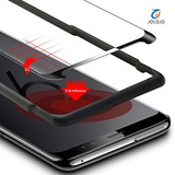 Jolojo Galaxy S9 Plus Protector De Pantalla Adhesivo Complet