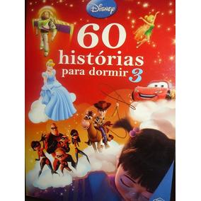 Livro 60 Histórias Para Dormir 3 - Novo