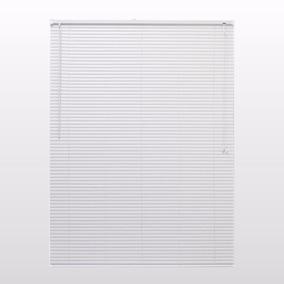 Persiana Horizontal Pvc 25mm Composta 140 X 132 Cm Branca