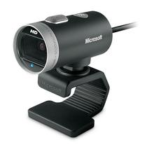 Webcam Microsoft Lifecam Cinema Foco Automático 5mp Hd