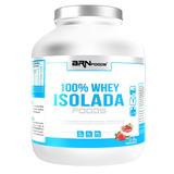 100% Whey Isolado 2kg - Brn Foods