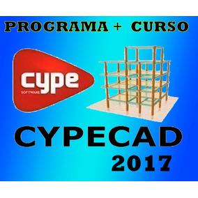 Curso Cypecad + Planilhas Calculo Estrutural + Cypecad 2017
