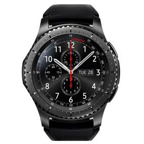 Relógio Samsung Galaxy Gear S3 4gb 1ghz Tizen Wi-fi Nfc