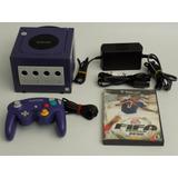 Consola Gamecube Original Funcional 1 Juego