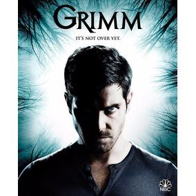 Grimm - Contos De Terror 6ª Temporada Completada Hd