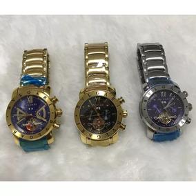 9be826e0ed0 Relogio Iron Man Bulgari - Relógios no Mercado Livre Brasil