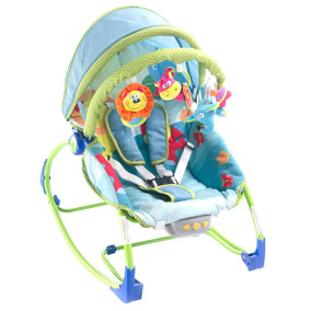 Cadeira De Balanço - Bouncer Sunshine Baby Pets World - Safe