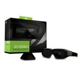 Nvidia D Vision2; Kit De Gafas Inalámbricas