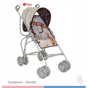 Carrinho De Bebe Galzerano Reversivel Girafa 1001