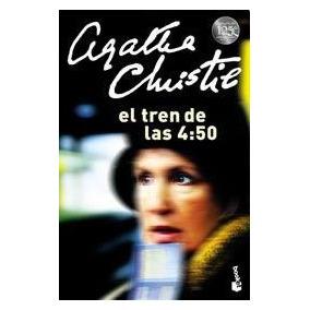 Tren De Las 4:50 Agatha Christie (envíos)