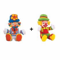 Boneco Patati + Boneco Patata Amiguinhos 21cm Multibrink