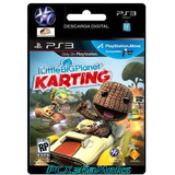 Ps3 Juego Littlebigplanet Karting [pcx3gamers]