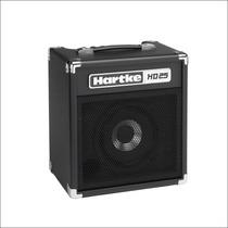 Hartke Hd25, Amplificador Para Bajo, 25w, Entrada Auxiliar
