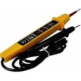 Caneta Corrente Digital Eletricista Chave Teste De Voltagem
