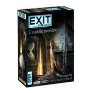 Juego De Mesa - Exit El Castillo Prohibido - Xion Store