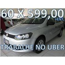 Volkswagen Voyage 1.6 Flex Completo Entrada + 60 X 599,00