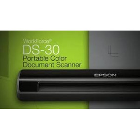 Escaner Epson Workforce Ds-30