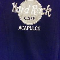 Campera Hard Rock Cafe Acapulco Original