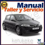 Manual De Taller Y Reparacion Renault Megane Ii 2005-2010