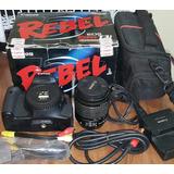 Cámara Profesional Canon Rebel T3i Eos