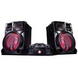Minicomponente Lg Cm9960 4800w Bluetooth Equipo De Sonido