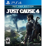 Just Cause 4 - Ps4 - Fisico / Mipowerdestiny