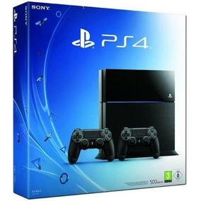 Playstation 4 Slim 500gb + 2 Joystick Dualshock