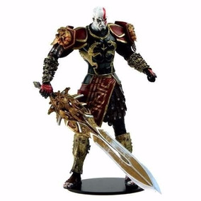 Boneco Kratos God Of War Action