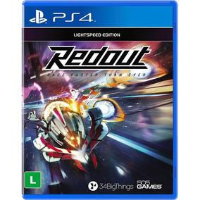 Jogo Redout Lightspeed Edition - Ps4