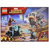 Lego Marvel Super Heroes Avengers: Infinity War Thor Armon