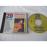 Cd - Geraldo Vandré - 20 Preferidas - Mpb Cantor