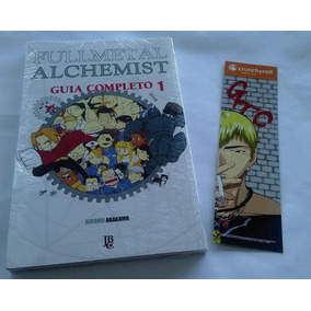 Fullmetal Alchemist - Vol.1 (guia)
