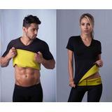 Camiseta Neoopreno Para Sudar Y Sudar / Hot Shaper