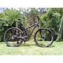 Bicicleta 29 Full Suspension Toda Em Carbono (quadro = Soul)