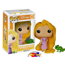 Funko Pop Rapunzel Disney Princesas Pelicula On Toy