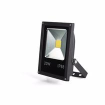 Reflector Cob Led 20 Watts Slim Lampara Foco Iluminacion